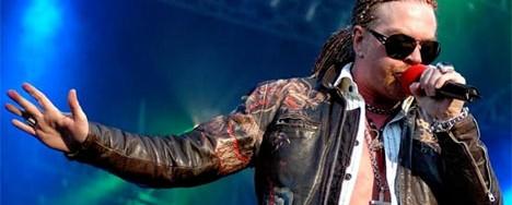 Ένταση λόγω αργοπορίας των Guns N' Roses σε συναυλία στο Περού