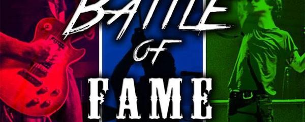Battle Of Fame: Πάρε κι εσύ μέρος στον νέο μουσικό διαγωνισμό