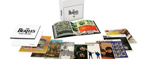 Remastered επανακυκλοφορίες για τα mono album των Beatles