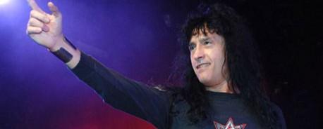 Επίσημη επιστροφή του Joey Belladonna στους Anthrax