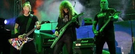 """Η ιστορία επαναλαμβάνεται: Δείτε Metallica, Megadeth, Slayer και Anthrax να αποδίδουν ξανά ζωντανά το """"Am I Evil?"""""""