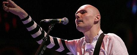 Ο Billy Corgan μιλάει για την «γρίπη των χοίρων»