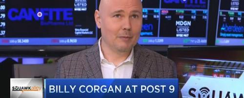 Billy Corgan: «Η μουσική βιομηχανία κυβερνάται από ηλίθιους που λένε στους καλλιτέχνες πως δεν αξίζουν τίποτα»