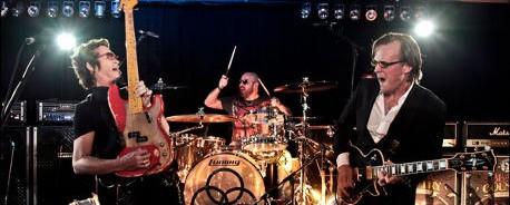 Οι Black Country Communion μαγνητοσκοπούν τις συναυλίες τους για Blu-Ray κυκλοφορία