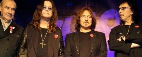 Ακυρώνεται η reunion περιοδεία των Black Sabbath. Στη θέση τους ο Ozzy με τη βοήθεια εκλεκτών καλεσμένων