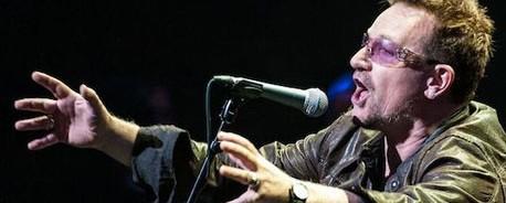 O Bono αποκαλύπτει τον πιθανό τίτλο του νέου δίσκου των U2
