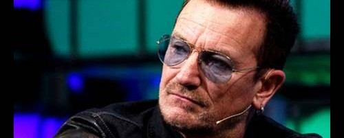 Bono: «Ίσως δεν μπορέσω να ξαναπαίξω κιθάρα»