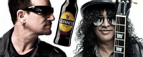To δώρο των U2 στον Slash που προκαλεί γέλιο!
