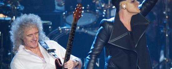 Η διαφορά του Adam Lambert με τον Paul Rodgers, σύμφωνα με τον Brian May