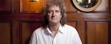 Συνεργασία του Brian May με τον rapper Dappy