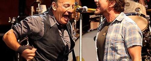 """Bruce Springsteen, Eddie Vedder και Tom Morello διασκευάζουν το """"Highway To Hell"""" (video)"""