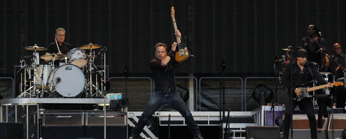 Ο Bruce Springsteen προσφέρει για λίγες ώρες δωρεάν ηχογράφηση πρόσφατης συναυλίας του