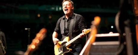 Συναυλία - μαμούθ από τον Bruce Springsteen