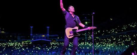 Μεγάλα ονόματα της μουσικής βιομηχανίας τιμούν τον Bruce Springsteen