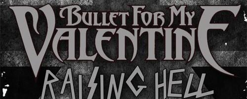 Δείτε τo video του νέου κομματιού των Bullet For My Valentine