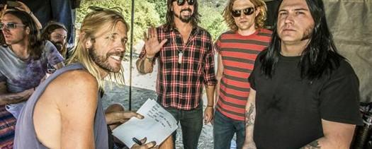 Συναυλία-έκπληξη των Foo Fighters με άλλο όνομα