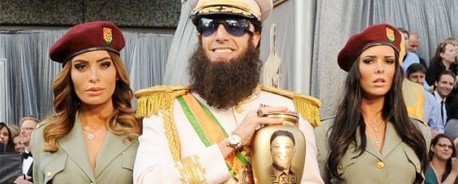 Rocking the movies: The Dictator