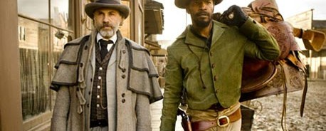 Rocking the movies: Django Unchained