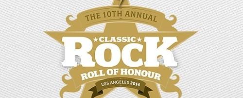 Απονεμήθηκαν τα φετινά Classic Rock Awards