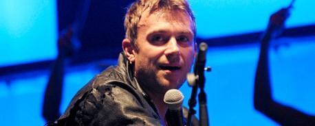 Στο iPad ηχογραφεί το νέο album των Gorillaz o Damon Albarn