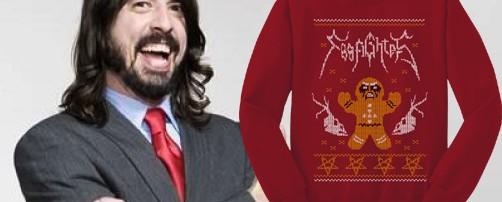 Oι Foo Fighters σε ντύνουν τα Χριστούγεννα