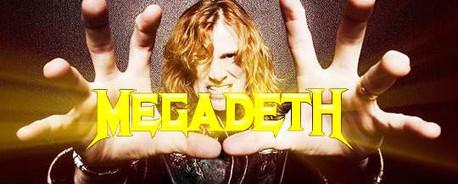 Ηχογραφείται το νέο album των Megadeth