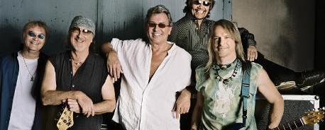 Οι Deep Purple έρχονται στην Ελλάδα: Κερδίστε προσκλήσεις, υπογεγραμμένες αφίσες και γνωρίστε τους από κοντά!