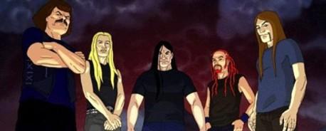 Η «εικονική» μπάντα των Dethklok τελείωσε τις ηχογραφήσεις του νέου δίσκου της