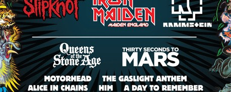 Queens Of The Stone Age, Motorhead και Alice In Chains οι νέες προσθήκες του Download Festival
