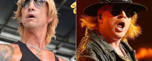 Επιστρέφει στους Guns N' Roses ο Duff McKagan;