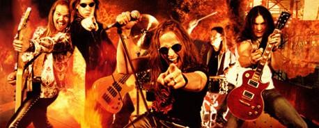 Οι Edguy support στους Scorpions στη Γερμανία