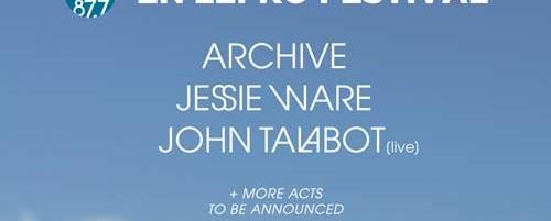 Archive, Jessie Ware και John Talabot στο 1ο En Lefko Festival