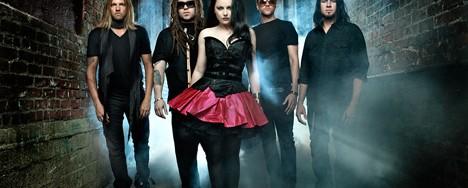 Οι Evanescence τον Ιούνιο στην Αθήνα