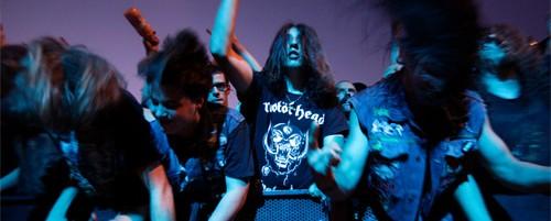 Νέα έρευνα: Η ακραία μουσική ως φάρμακο κατά του θυμού