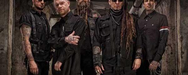 Τα μέλη των Five Finger Death Punch γυρίζουν μόνοι τους το νέο τους βίντεο κλιπ