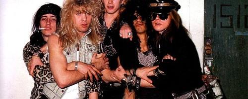 Η ιστορία των Guns N' Roses στο σινεμά με διάσημους πρωταγωνιστές