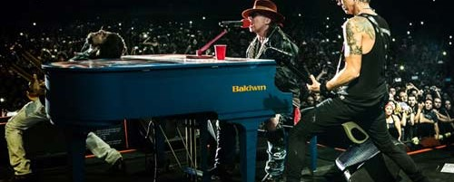Video από την πρώτη εμφάνιση του Duff McKagan με τους Guns N' Roses