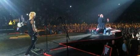 Duff και Αxl ξανά μαζί στη σκηνή έπειτα από 17 χρόνια