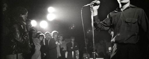 Παιδικό ποίημα του Ian Curtis πωλείται σε εξωφρενική τιμή