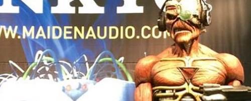 Maiden Audio... από τους Iron Maiden