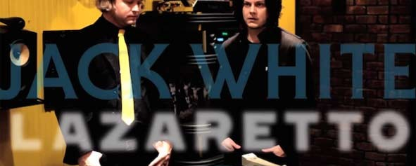 O Jack White παρουσιάζει τον απόλυτο δίσκο τριών ταχυτήτων (video)