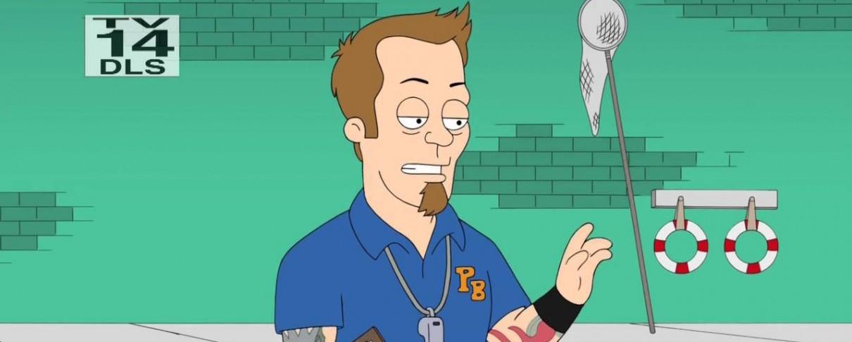 """Ο James Hetfield αποκτά χαρακτήρα στο """"American Dad"""""""
