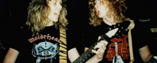 Dave Mustaine: «Μάλλον δεν έπρεπε να χτυπήσω τον James Hetfield στο πρόσωπο»