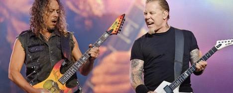 """Ολόκληρα τα """"Ride The Lightning"""" και """"Black Album"""" θα παρουσιάσουν οι Metallica στο δικό τους διήμερο φεστιβάλ"""