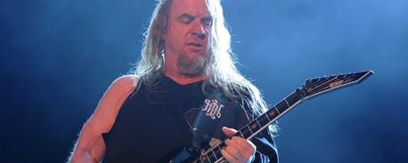 Τελειωμό δεν έχει η περιπέτεια υγείας του Jeff Hanneman (Slayer)