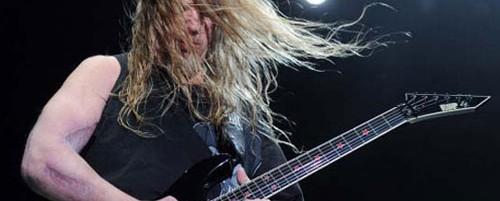 Υλικό του μακαρίτη Jeff Hanneman στο νέο album των Slayer (;)