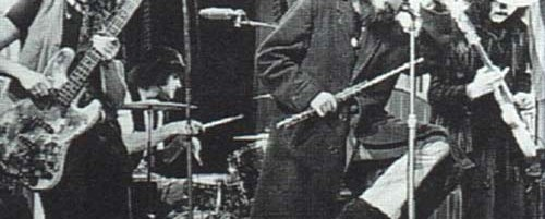 Ian Anderson: «Ο Tony Iommi είχε ντραπεί όταν έπαιζε ως μέλος των Jethro Tull»