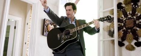 O Jim Carrey διασκευάζει Smashing Pumpkins και Radiohead