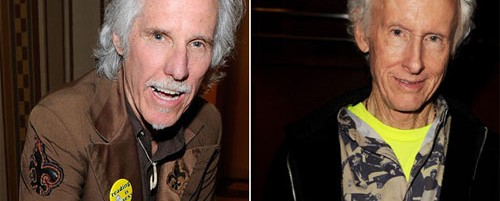 Μαζί στη σκηνή ο John Densmore και ο Robby Krieger των Doors για πρώτη φορά μετά από δεκατρία χρόνια