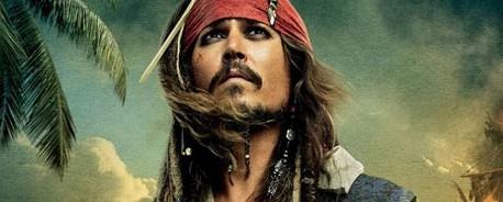 Πειρατικός δίσκος από τον Johnny Depp με πολλές συμμετοχές